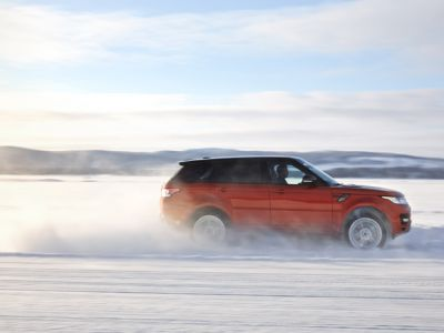 Nowy Range Rover Sport