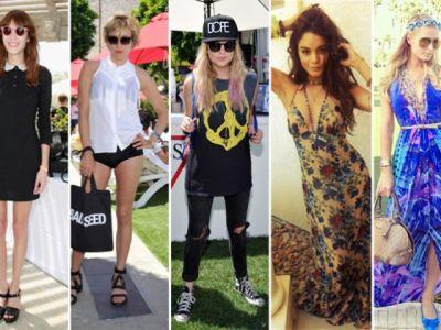 Trendy mody festiwalowej
