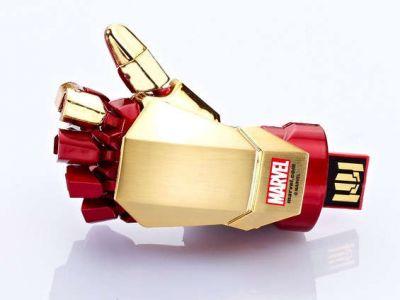 Rękawica Iron Man USB