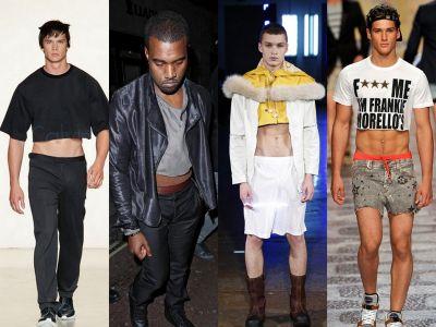 Przykrótka moda