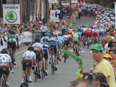 ŠKODA głównym sponsorem Tour de France