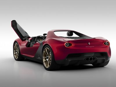 Ferrari Sergio od Pininfarina
