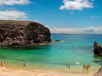 Kanaryjska gwiazda, czyli Lanzarote dla turystów