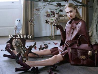 Tim Walker i Mulberry