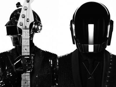 Daft Punk w świecie mody