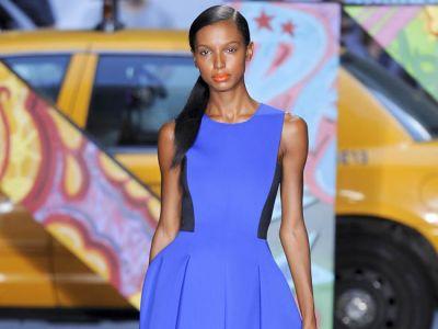 Kolekcja DKNY wiosna – lato 2014