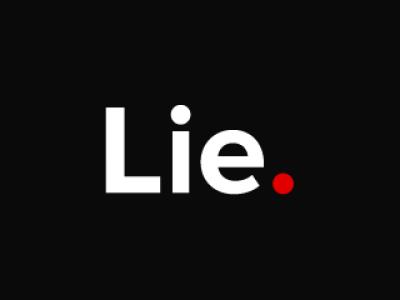 Krótka historia kłamstwa