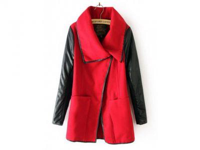Idealny płaszcz na jesień