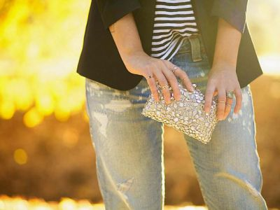 Boyfriend jeans by Late Afternoon
