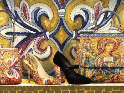 Bizantyjskie akcesoria DOLCE&GABBANA