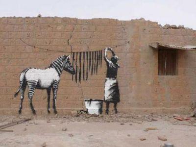 Graffiti jest trendy