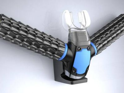 Innowacyjna maska do nurkowania