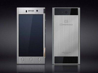 Tytanowy smartfon