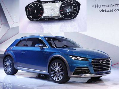A jednak Audi TT