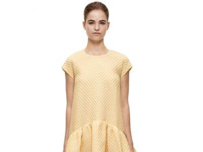 Sukienka od pani Beckham