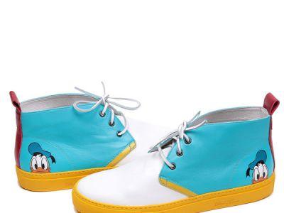 Buty dla fanów kreskówek
