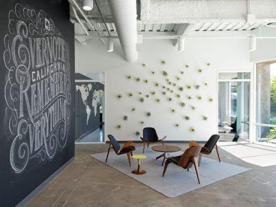 Evernote nowe biuro