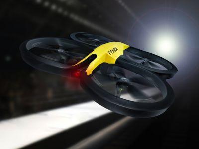Trend na drony modowe