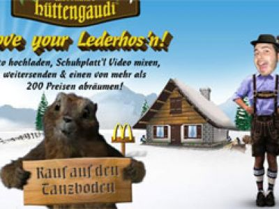 McDonalds zainspirowany Elfami?