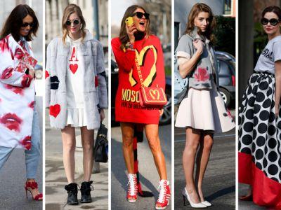Najlepsze stylizacje z ulic Mediolanu