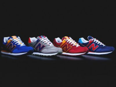 "New Balance 574 ""PASSPORT PACK"""