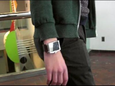 Słoneczny Smartwatch