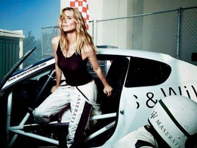 Maserati – modna kampania
