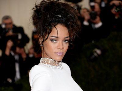 Rihanna nowa stylizacja