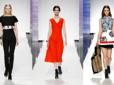 Kolekcja Dior Resort 2015
