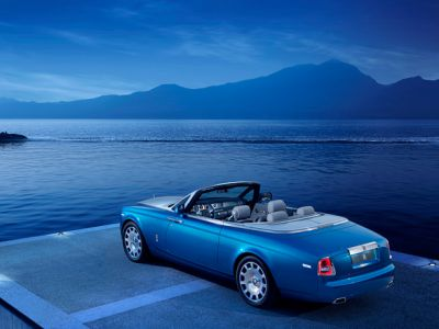 Luksusowe Coupe