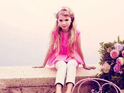 Ekskluzywna moda dziecięca