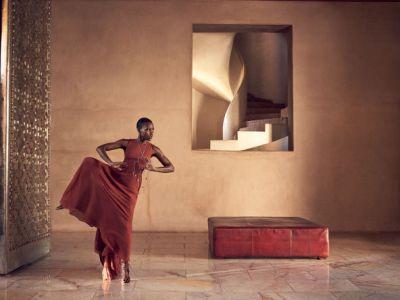 Lupita Nyong'o po raz pierwszy na okładce Vogue