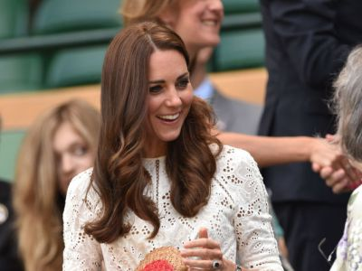 Kate Middleton na Wimbledonie
