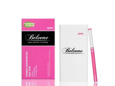 Belvene - elektroniczna odsłona tytoniu