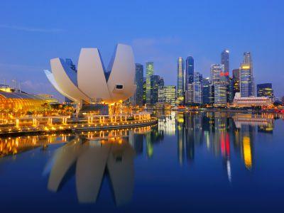 Singapur metropolia XXI wieku
