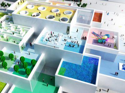 Dom LEGO