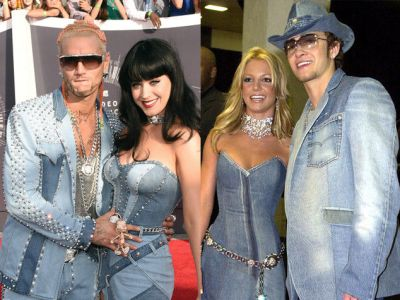 Katy Perry jak Britney Spears