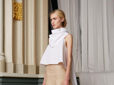 Rosie Assoulin kolekcja wiosna lato 2015