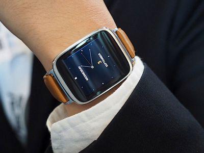 Zegarek przyszłości – Zenwatch