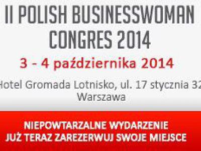 II Edycja Polish Businesswoman Congress