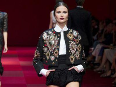 Dolce Gabbana kolekcja wiosna lato 2015