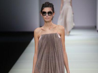 Giorgio Armani kolekcja wiosna lato 2015