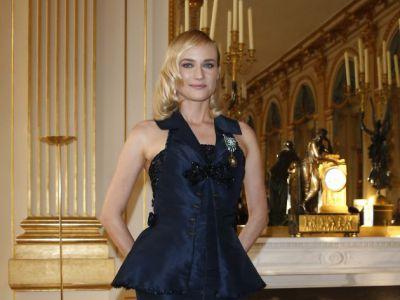 Diane Kruger odznaczona medalem