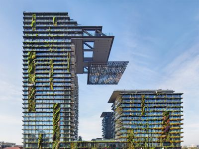 Nowa architektura Sydney