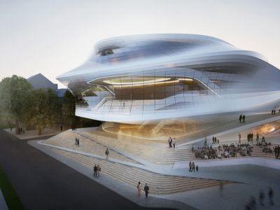 Zaha Hadid nowy projekt