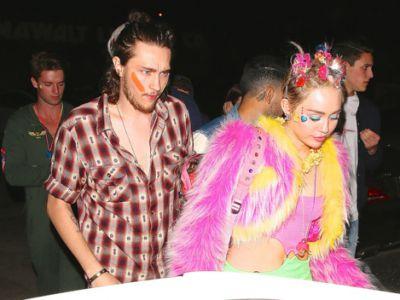 Miley Cyrus w roli Muppeta