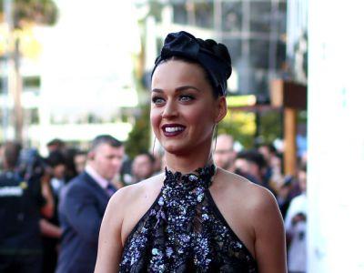 Katy Perry dobrze się bawi !