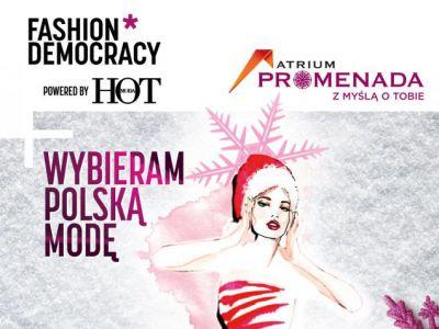 Targi Fashion Democracy w C.H. Promenada w Warszawie