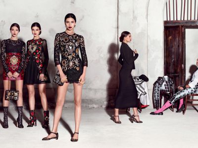 Kampania Dolce & Gabbana wiosna 2015