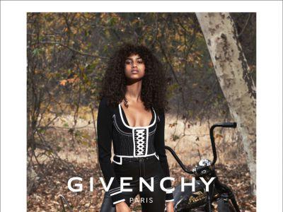 Kampania Givenchy wiosna 2015